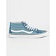 VANS Denim 2-Tone Sk8-Mid Reissue Shoes