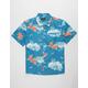 BRIXTON Bueller Mens Shirt