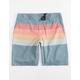 VALOR Bandz Stripe Mens Hybrid Shorts