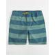 VALOR Rugby Stripe Boys Hybrid Shorts