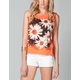 FULL TILT Daisy Womens Muscle Tee