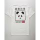 RIOT SOCIETY Panda Drip Mens T-Shirt