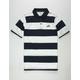 NIKE SB Stripe Mens Polo Shirt