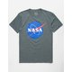NEON RIOT NASA Mens T-Shirt