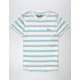 BROOKLYN CLOTH Banana Stripe Boys T-Shirt