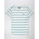 BROOKLYN CLOTH Banana Stripe Boys T-Shirt