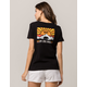 VANS Grizzly Womens Tee