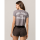 BILLABONG Welcome To Paradise Womens Crop Tee