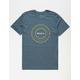 RVCA Radius Mens T-Shirt