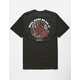 LAST CALL CO. Devil Mens T-Shirt