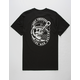THE MAD HUEYS Ahoy Skull Mens T-Shirt