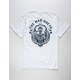 THE MAD HUEYS Trust Skeleton Mens T-Shirt