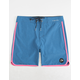 QUIKSILVER Highline Scallop Mens Boardshorts