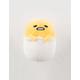 Gudetama Egg Shell Plush