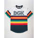 DGK Major Mens T-Shirt