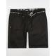 DGK Street Chino Mens Shorts