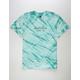 HUF Poolside Mint Mens T-Shirt