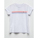 BILLABONG Stripe Girls Tee