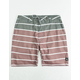 IMPERIAL MOTION Hewitt Mens Hybrid Shorts