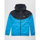 IMPERIAL MOTION Larter Tech Fleece Navy & Royal Mens Jacket