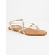 BILLABONG Crossing Over 2 Gold Womens Sandals