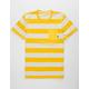 TAVIK Broadcast Mustard Mens Pocket Tee