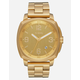 NIXON Charger Gold Watch