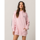 VANS x Lazy Oaf Almond Blossom Womens Oversized Hoodie
