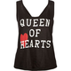 WORKSHOP Queen Of Hearts Womens Tank