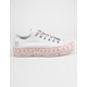 CONVERSE x MILEY Chuck Taylor All Star Lift White Low Top Shoes
