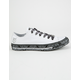 CONVERSE x MILEY Chuck Taylor All Star White & Black Low Top Shoes