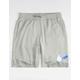 NIKE SB Dri-FIT Sunday Grey Mens Sweat Shorts