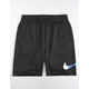 NIKE SB Dri-FIT Sunday Black Mens Sweat Shorts