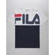 FILA Lenox Navy Mens T-Shirt