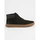 TIMBERLAND Davis Square Black Mens Chukka Shoes