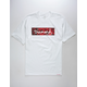 DIAMOND SUPPLY CO. Bouquet Box White Mens T-Shirt