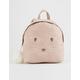 Blush Kitty Pom Mini Backpack