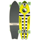 GRAVITY Larry Bertlemann Lemon Lime Cruiser Skateboard