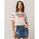 FULL TILT California 1980 Womens Crop Tee