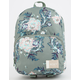 ROXY Always Core Olive Arizona Rising Mini Backpack