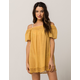 O'NEILL Indiana Off The Shoulder Coverup Dress