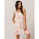 RIP CURL Palomino Coverup Dress