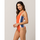RVCA July One Piece Swimsuit