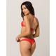 BILLABONG Sol Searcher Red Cheeky Bikini Bottoms