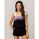 O'NEILL Fable Womens Cold Shoulder Top