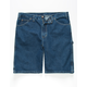 DICKIES Relaxed Fit Mens Denim Carpenter Shorts