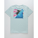 MAUI AND SONS Two Tone Mens T-Shirt