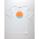 HURLEY Sun and Only Mens T-shirt