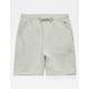 SEPTEMBER Heather Fleece Mens Sweat Shorts