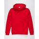 SEPTEMBER Red Mens Hoodie